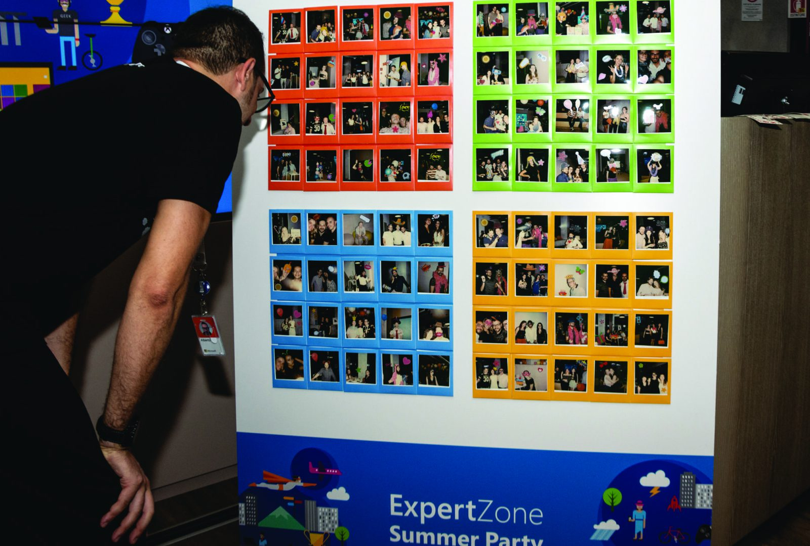 Microsoft ExpertZone Summer Party!